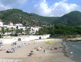 Aiguadolç Beach