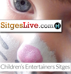 kids childrens entertainers sitges barcelona